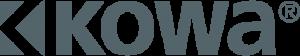 KOWA-Logo blaugrau